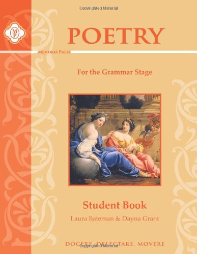 9781615381388: Poetry for the Grammar School, Student Book