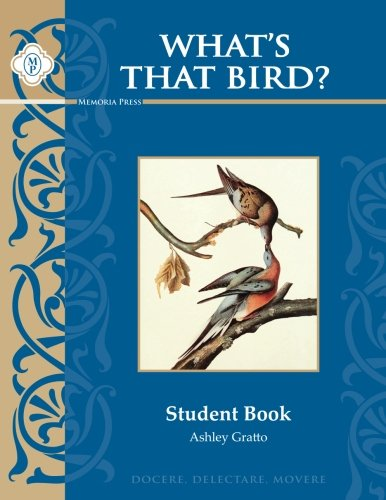 9781615381470: What's That Bird? Student Study Guide