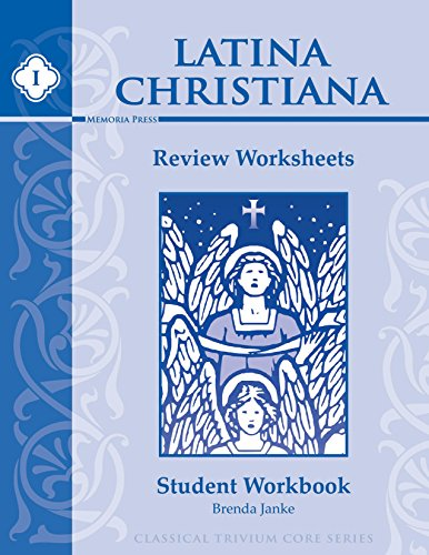 9781615381494: Latina Christiana I, Review Worksheets