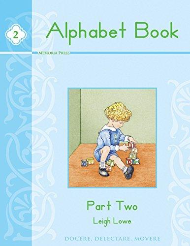 9781615381814: Alphabet Book, Part Two