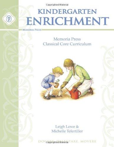 9781615382484: Kindergarten Enrichment
