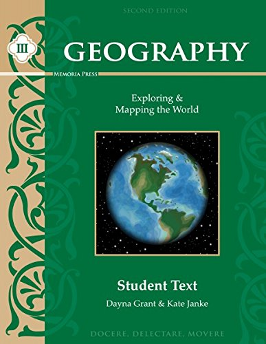 9781615385478: Geography III: Exploring and Mapping the World Text, Second Edition