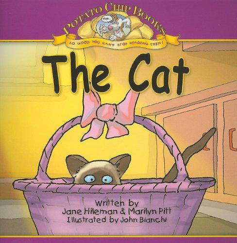 The Cat (Potato Chip Books): Hileman, Jane, Pitt,