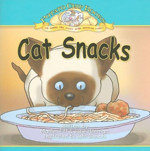 Cat Snacks (Potato Chip Books): Pitt, Marilyn, Hileman,