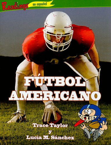 9781615410439: Futbol Americano = Football (Readlings en Espanol: Deportes) (Spanish Edition)