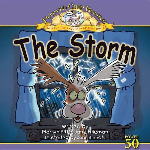 The Storm (Potato Chip Books): Marilyn Pitt, Jane