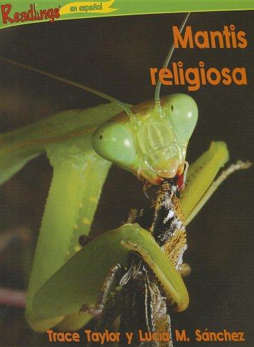 9781615412921: Mantis religiosa / Praying Mantis (El Poder De 100 - Bichos / Power 100 - Bugs) (Spanish Edition)