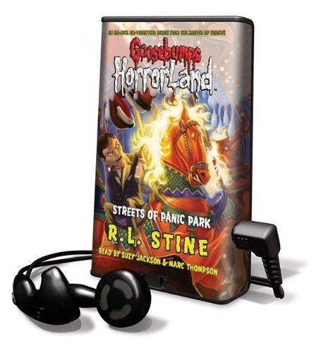 9781615456352: Streets of Panic Park [With Headphones] (Playaway Children)