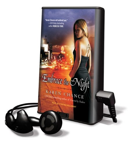Embrace the Night [With Earbuds] (Playaway Adult Fiction) (1615457410) by Chance, Karen