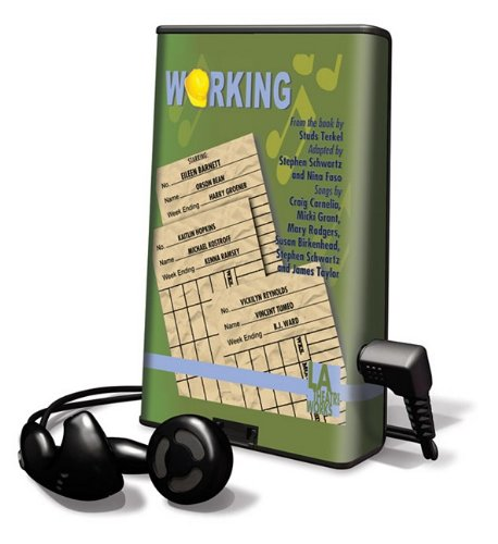 9781615459537: Working (Playaway Adult Fiction)