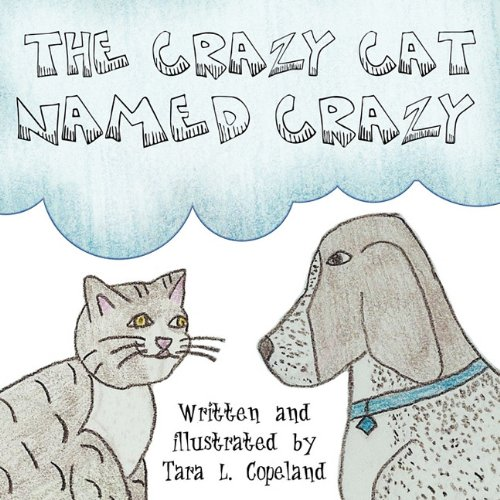 9781615467693: The Crazy Cat Named Crazy