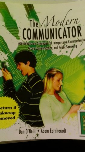 9781615494590: The Modern Communicator