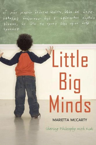 9781615514854: Little Big Minds: Sharing Philosophy with Kids