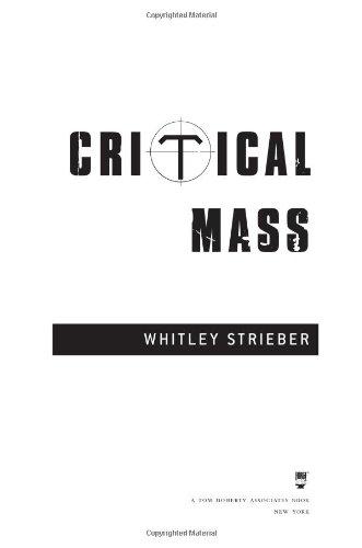9781615578351: Critical Mass