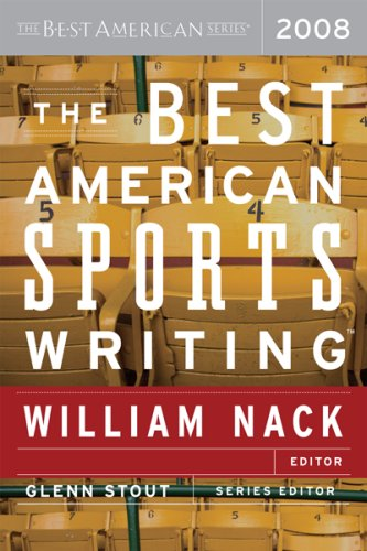 9781615580194: The Best American Sports Writing 2008