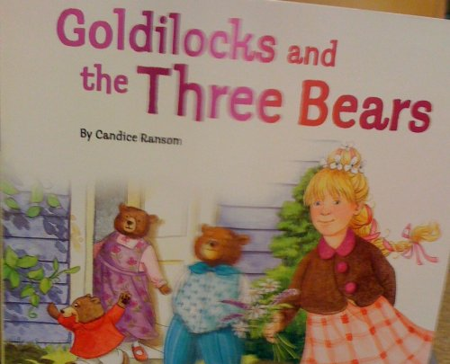 9781615581078: Goldilocks and the Three Bears