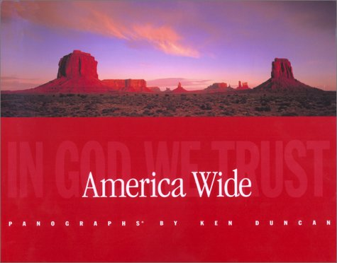 9781615583553: America Wide: In God We Trust