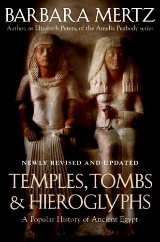 9781615609420: Temples, Tombs, and Hieroglyphs: A Popular History of Ancient Egypt
