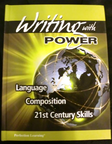 9781615636327: Writing with Power, Grade 10