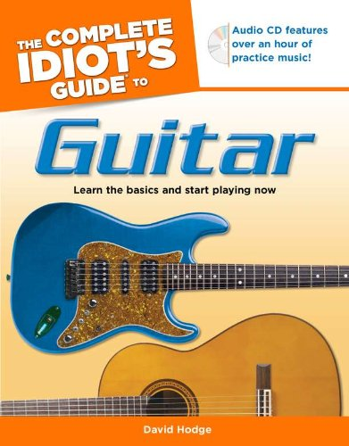 9781615640218: The Complete Idiot's Guide to Guitar