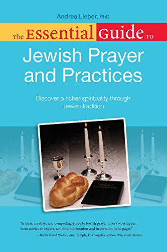 9781615641383: The Essential Guide to Jewish Prayer and Practices