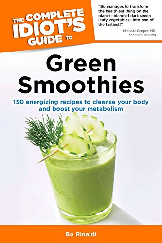 9781615641642: The Complete Idiot's Guide to Green Smoothies