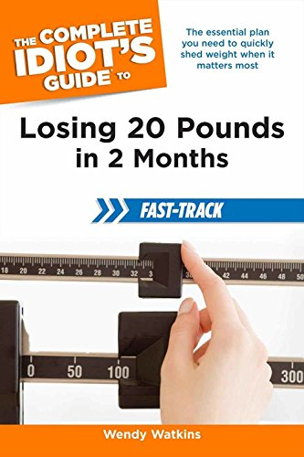 The Complete Idiot's Guide to Losing 20: Watkins, Wendy
