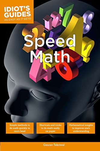 9781615643165: Speed Math (Idiot's Guides)