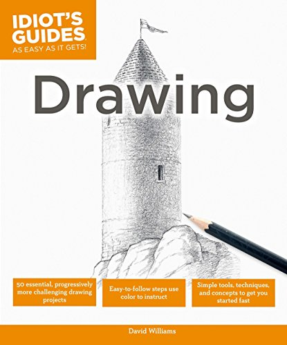 9781615644148: Drawing (Idiot's Guides)
