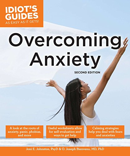 9781615646333: Overcoming Anxiety (Idiot's Guides)