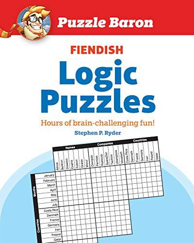 Puzzle Baron's Fiendish Logic Puzzles: Puzzle Baron