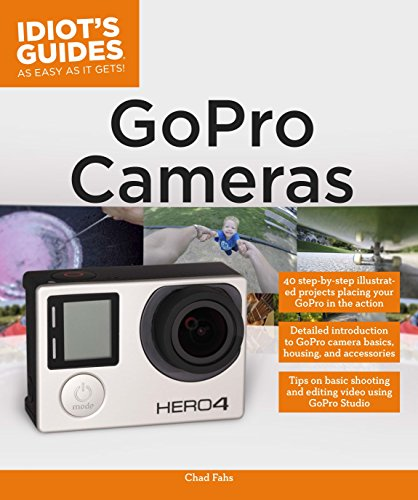 9781615648931: GoPro Cameras (Idiot's Guides)