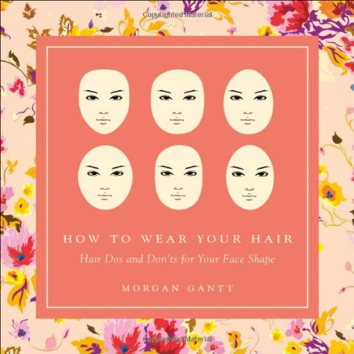 How to Wear Your Hair : Hair Dos and Don'ts for Your Face Shape - Morgan Gantt