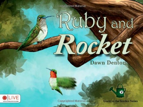 9781615669806: Ruby and Rocket (Guest in the Garden)