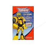 9781615680313: Transformers Coloring & Activity Book with Stickers