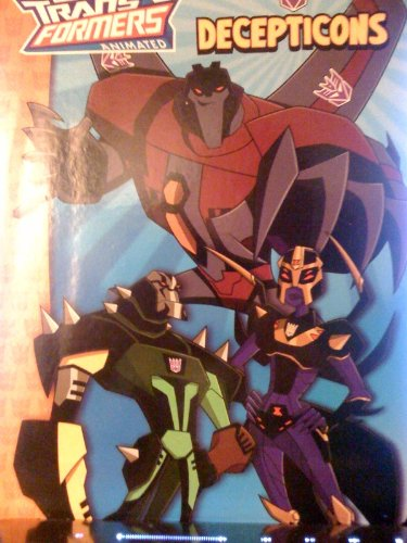 9781615681129: TransFormers Animated Decepticons