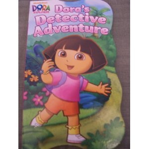9781615682973: Dora the Explorer Board Book