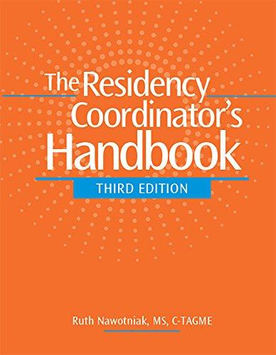 9781615693399: The Residency Coordinator's Handbook, Third Edition