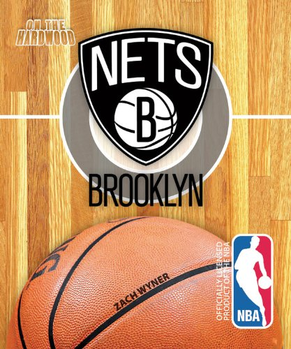 9781615708512: Brooklyn Nets (On the Hardwood: NBA Team Books)