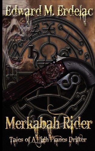 9781615720606: Merkabah Rider Tales of a High Planes Drifter