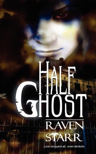 Half Ghost: Raven Starr, Chris