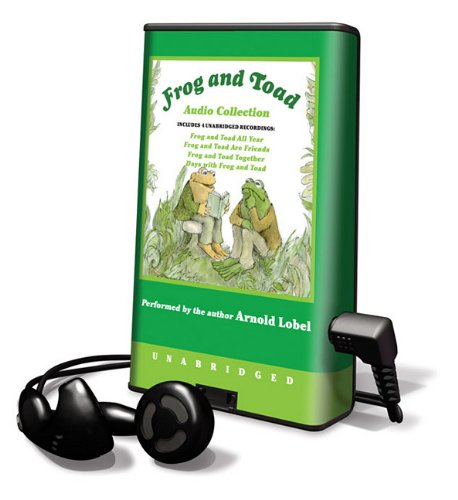 9781615741496: Frog and Toad Audio Collection (Playaway Top Children's Picks)