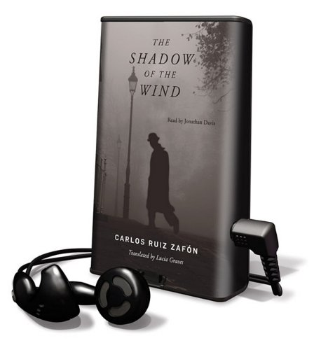 The Shadow of the Wind (Playaway Young Adult): Ruiz Zafon, Carlos