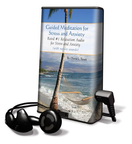 9781615747085: Guided Meditation for Stress and Anxiety