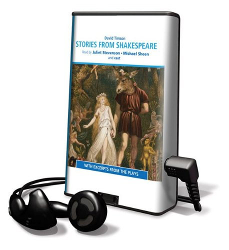 9781615748211: Stories from Shakespeare (Playaway Children)