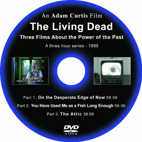 9781615774449: The Living Dead (Adam Curtis) [Clamshell Case]