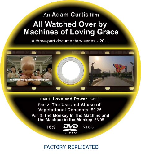 9781615777303: All Watched Over by Machines of Loving Grace - Adam Curtis [NTSC - Clamshell Case]