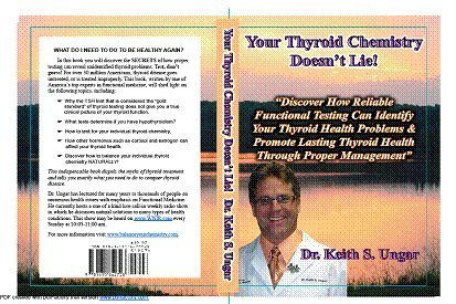 9781615842728: Your Thyroid Chemistry Doesn't Lie!