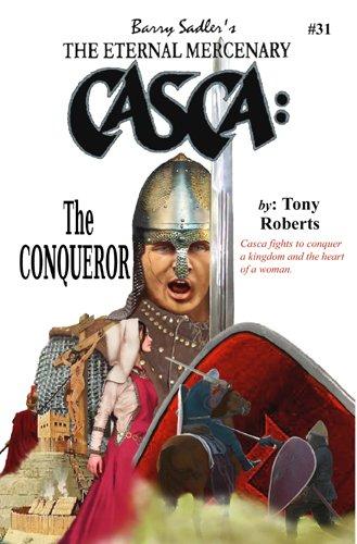 9781615844098: CASCA The Conqueror #31