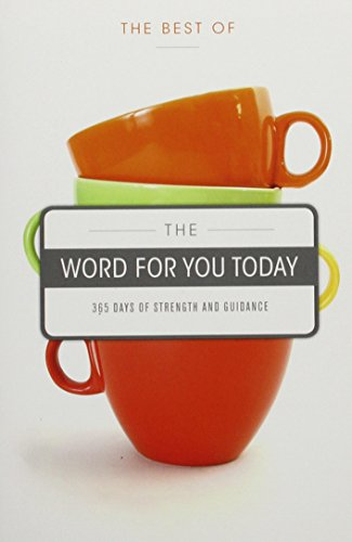 The Best of the Word For You Today: 365 Days of Strength and Guidance, Vol. 5: Bob Gass